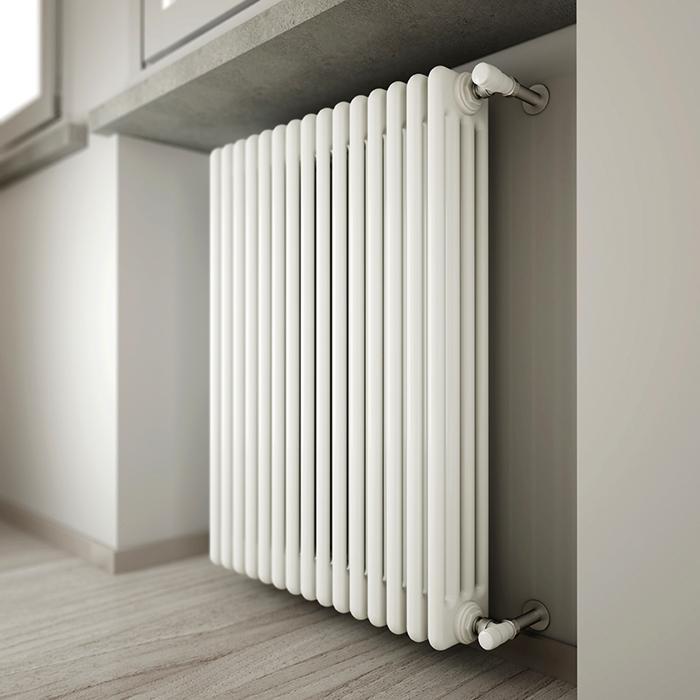 Такой радиатор подойдет для ультрасовременного интерьера