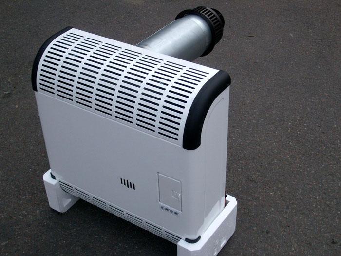 Все газовые приборы должны иметь вытяжку для удаления из помещения продуктов горения