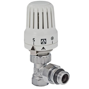 Механический терморегулятор для радиатора отопления