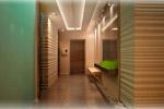 Освещение коридора в квартире: фото.