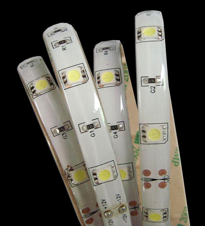 Изделие, защищенное прозрачным силиконом от влаги с одной стороны по стандарту IP65