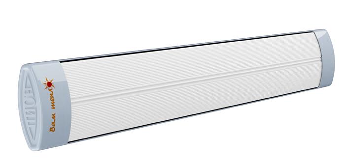 Типичный потолочный керамический нагреватель