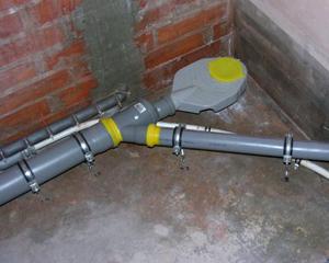 Виды канализационных трапов и их устройство