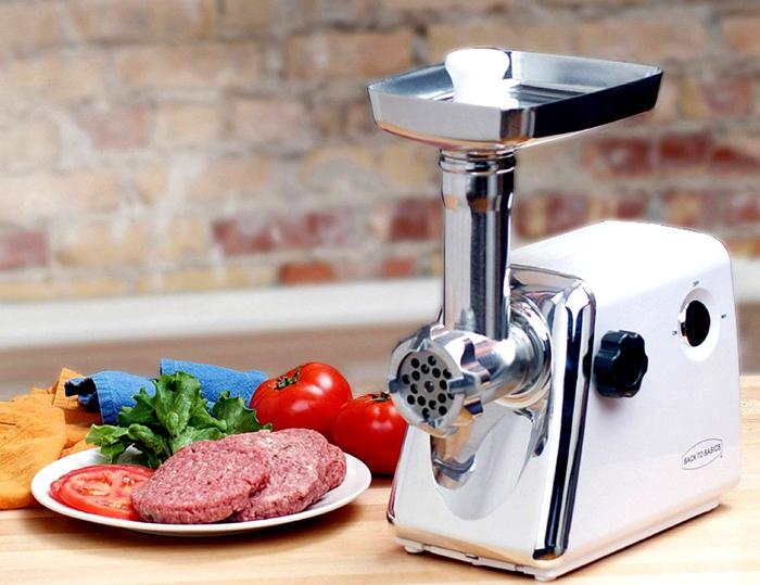 Как выбрать электрическую мясорубку для дома