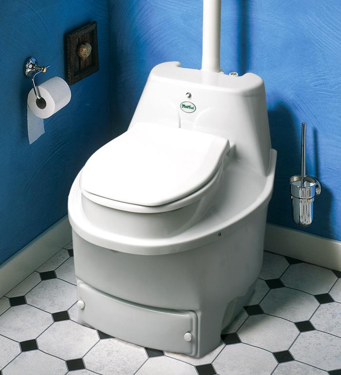 Туалет Biolet Mulltoa 20