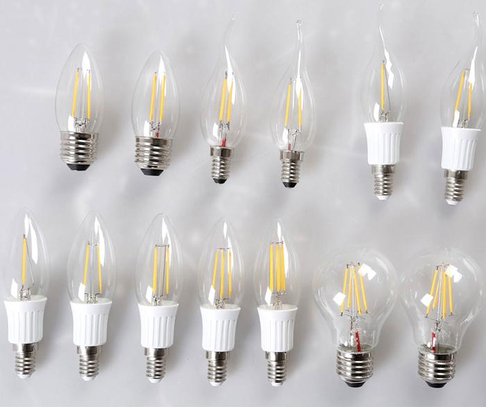 Эти изделия подойдут для замены классических ламп накаливания