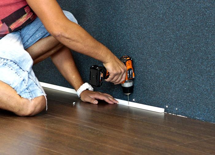 Для правильного монтажа достаточно обладать элементарными навыками работы с инструментами