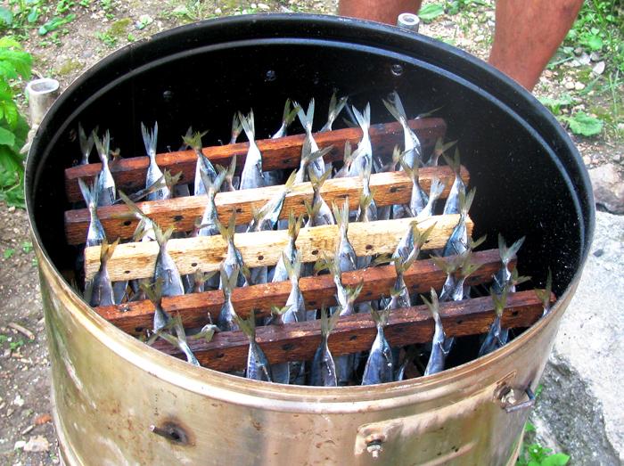 Продукты холодной обработки долго хранятся и имеют особый аромат и вкусовые качества