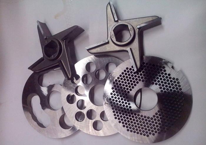 Кованый металл при необходимости легко наточить