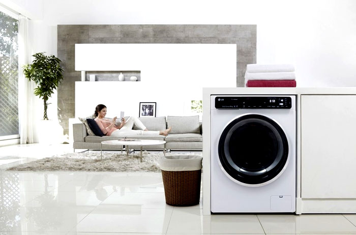 Тихая стиральная машина не нарушит комфорт в помещении