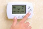 Терморегулятор для котла отопления (регулятор температуры).