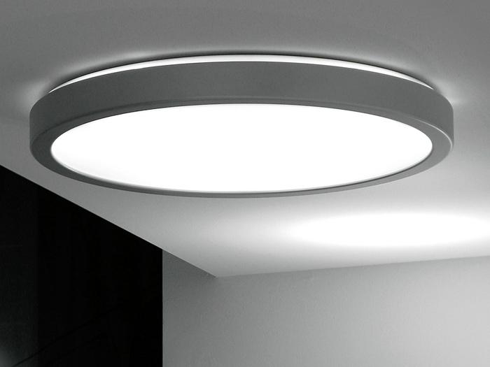 Плоская модель подходит для многих современных интерьеров