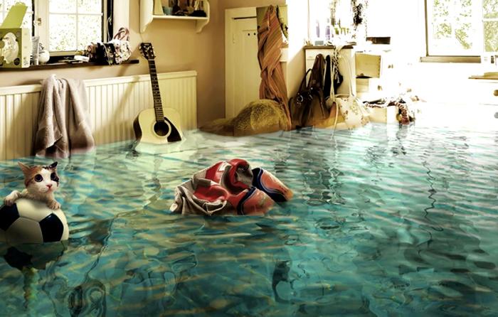 Затопили соседи сверху: что делать, куда обращаться