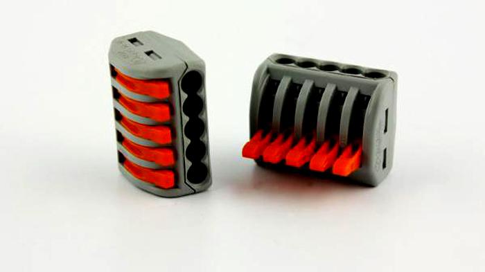 Многоразовые коннекторы