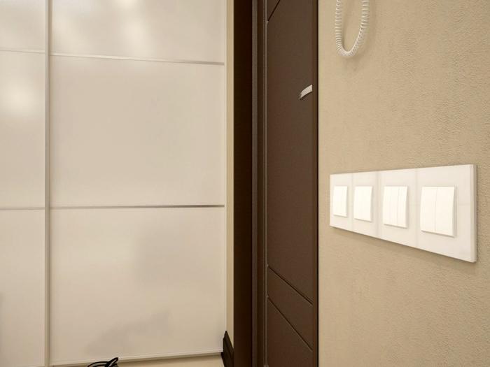 Стильные и удобные выключатели в интерьере