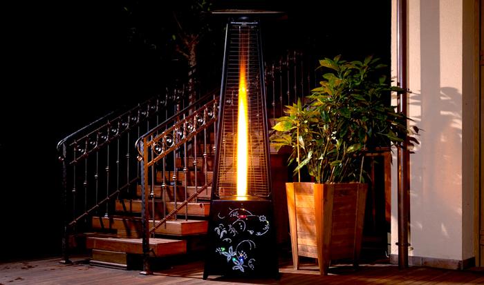 Агрегат можно использовать на верандах и мансардах