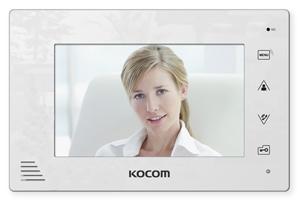 Kocom KCV-A374SD-4 – с записью и детектором передвижения