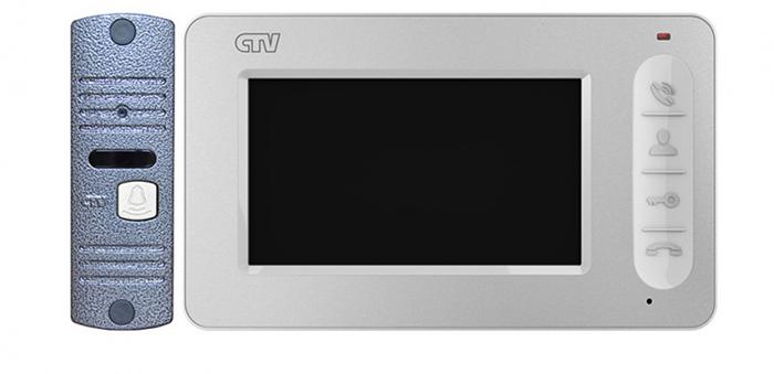 Видеодомофон CTV DP400W