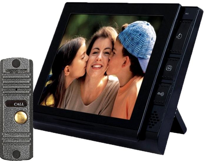 Домофон с функцией видеотрансляции