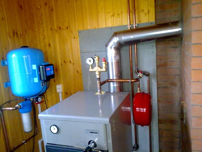 Горячее водоснабжение при эксплуатации двухконтурного котла