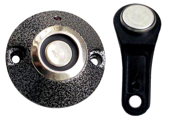 Магнитный ключ и считывающий элемент